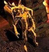 golden devil