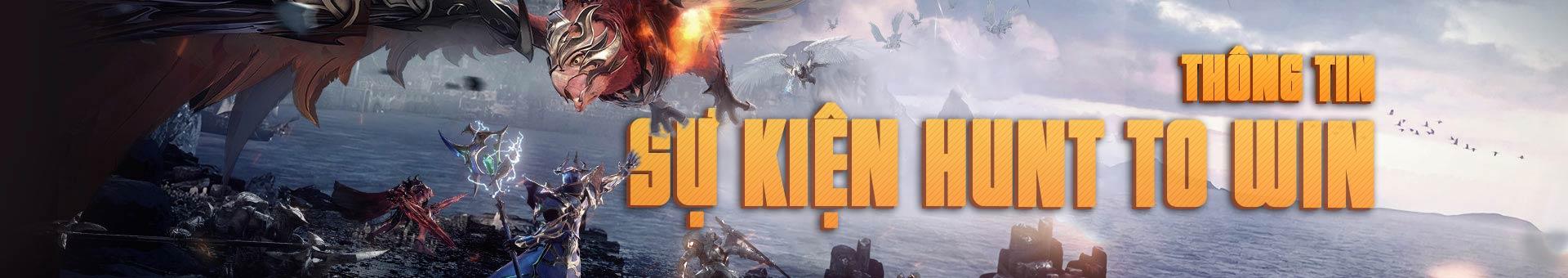 banner su kien hunt to win