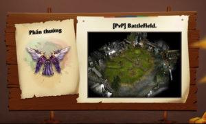 event pvp battlefield